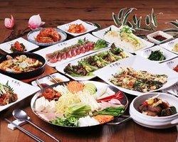 Korean Family Style Cooking Surakan