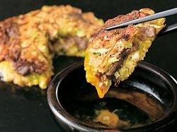 Okonomiyaki Dotonbori Kawaguchi Angyo