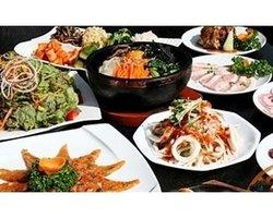 Korean Cuisine & Sumibi Yakiniku Daishogun