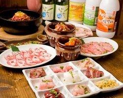 Grilled Beef Korean Cuisine Shinmitei Otsuka