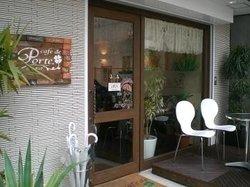 Cafe de Porte Osaka Nihombashi