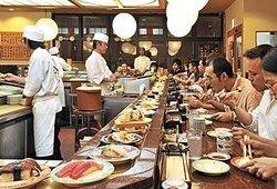 Sushi-Go-Round Ichibantei
