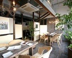 Garden Cafe L-Je
