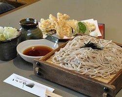 Shinshu Homemade Soba Tempura Iidaya