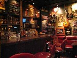American Bar Paradise City