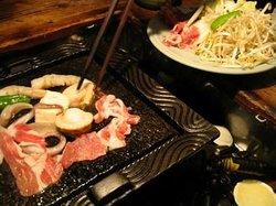 Ishinoueno Oryori Ishiyaki Ryori Minoru