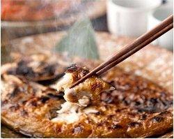 Charcoal Grill Himono Dining Echigoya Genpaku