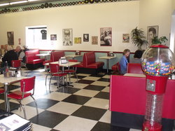 Happy Days 50's Diner