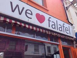 We Love Falafel