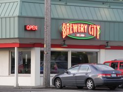 Brewery City Pizza CO