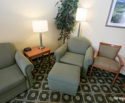 The Two Queen Bed Suite at the Ramada Limited Santa Barbara