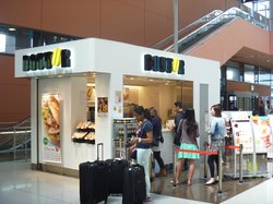 Doutor Coffee Shop Kansai International Airport North Gate