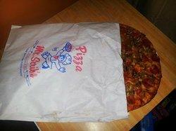 Mr Scrib's Pizza