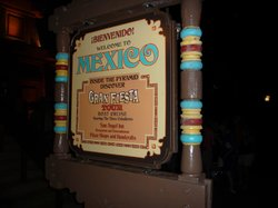 Mexican Pavillon Tequila Bar