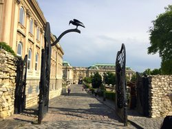 Corvin Hall of Buda Castle