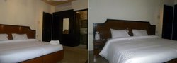 Hotel Leisure Palace and OYO Rooms