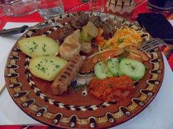 Restaurant Saveurs de Bulgaria