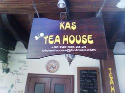 Kas Bio Tea House