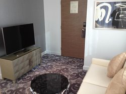 Federation Suite - Room Entry