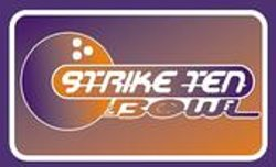 Strike Ten Bowl
