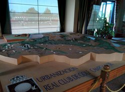 a model of the course