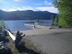 Moyie Lake Provincial Park