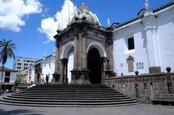 Quito-katedralen
