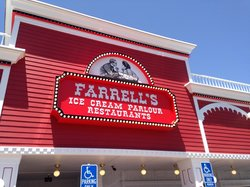 Farrell's Ice Cream Parlour Restaurant