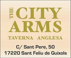 City Arms Taverna Anglesa