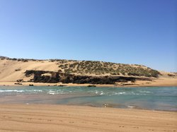 Moulay Bousselham Lagoon