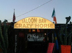 The Crazy Horse Bar
