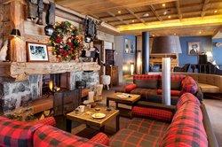 Chalet hotel La Marmotte
