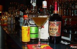 Arimo American Champagne Bar