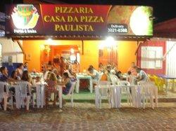 Casa da Pizza Paulista