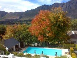 Autumn in Franschhoek