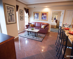 The Two Bedroom Villa at the Westgate Palace