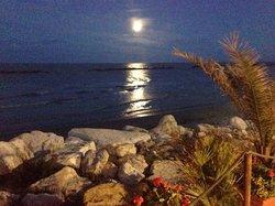 La luna ...