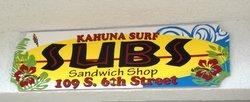 Kahuna Surf Subs