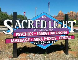 Sacred Light of Sedona