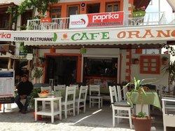 Paprika Terrace Restaurant
