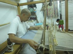 Bennouna Faissal Traditional Weaving