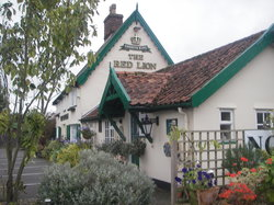 The Vegetarian Red Lion