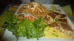Thazard Frites / Salades