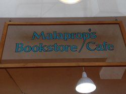 Malaprop's Bookstore and Cafe