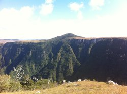 Canion Monte Negro