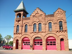 Copper Country Firefighters History Museum