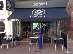 Coffee#1 Abergavenny