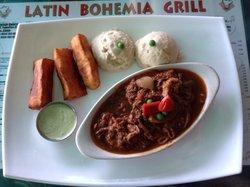 Latin Bohenia Grill