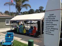 Del Mar Surf Rentals