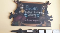Burdett's Tea Shop & Trading Co.